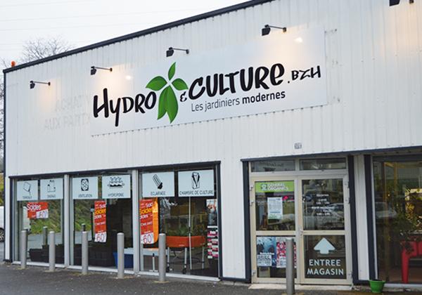 Hydro & Culture QUIMPER