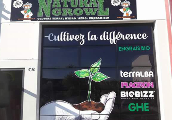 NATURAL GROW LAHONCE