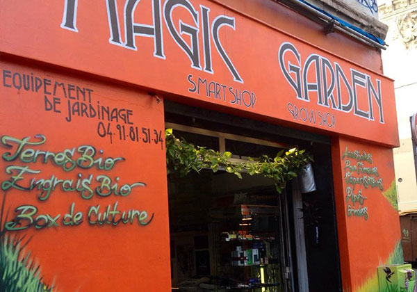 MAGIC GARDEN – MARSEILLE