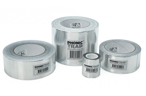 adhésif aluminium isolation phonique PhonicTrap®